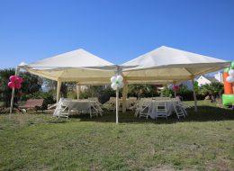 Masa Sandalye ve Gazebo Çadırlar Kiralama İzmir