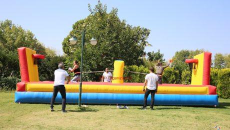 Çekme Basket İzmir Organizasyon