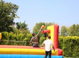 Çekme Basket Oyun Parkuru Kiralama İzmir