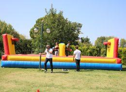 İzmir Şişme Oyun Parkurları Kiralama