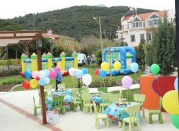 Çocuk Masa ve Sandalyesi Kiralama İzmir Organizasyon