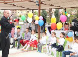 Çocuk Oturma Alanı Kiralama Servisi İzmir Organizasyon