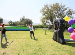 Şişme Dart Oyunu Kiralama İzmir Piknik Organizasyonu