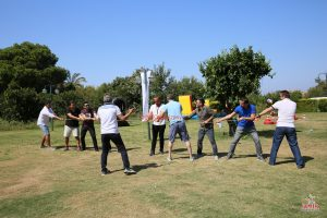 Piknik Organizasyonu Halat Çekme Yarışı Sunucu ve Mc Show Kiralama İzmir