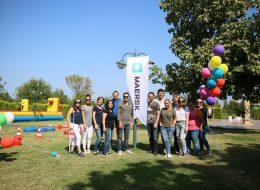 Şirket Piknik Organizasyonu Uçan Balon Süsleme İzmir