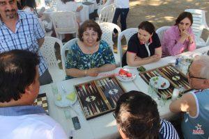 Piknik Organizasyonu Tavla Turnuvası İzmir