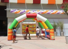 İzmir Şişme Oyun Parkuru Kiralama