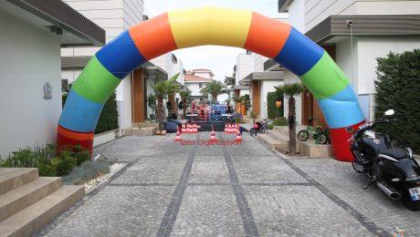 Şişme Kapı Takı İzmir Organizasyon
