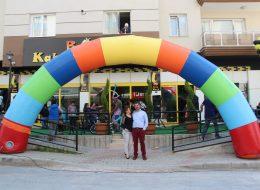 İzmir Şişme Kapı Takı Kiralama