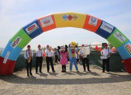 Festival ve Şenlik Organizasyonu Şişme Kapı Takı Kiralama İzmir