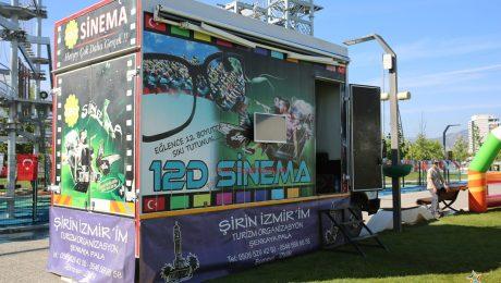 12D Sinema İzmir Organizasyon