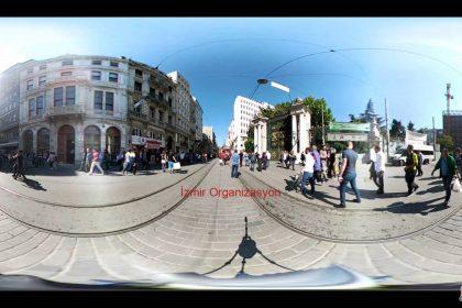 360 Derece Fotoğraf Çekimi