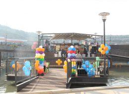 Papatya Balon Süsleme İzmir Organizasyon