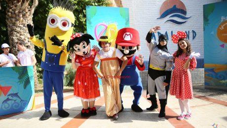 Açılış Organizasyonlarında Maskot Hizmeti İzmir Organizasyon