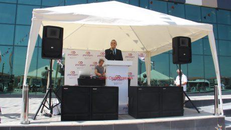 Açılış Organizasyonlarında Sunucu İzmir Organizasyon