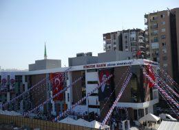 Bayrak ve Balon Süsleme Servisi İzmir Organizasyon