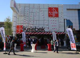 Reklamlı Full Konsept Açılış Organizasyonu Bistro Masa Kiralama İzmir