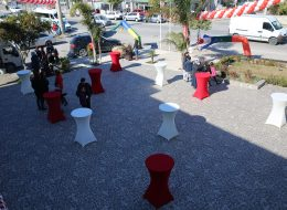 Kokteyl Masası Kiralama İzmir Organizasyon