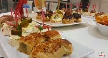 Catering Kokteyl Organizasyonu İzmir Organizasyon Bistro Masa İkramlıklar