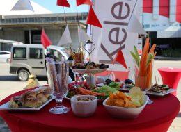Açılış Organizasyonu Coffee Break İkramları Sunumu İzmir Organizasyon