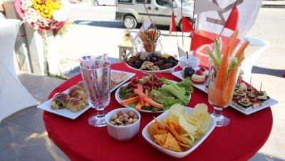 Coffee Break İkramları İzmir Organizasyon