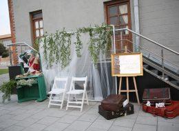 Tül ve Çiçek Süsleme Düğün Organizasyonu İzmir