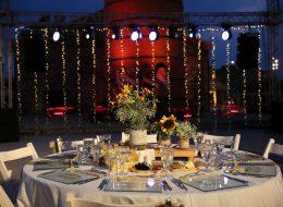 Catering Ekipmanları Kiralama ve Masa Süsleme Düğün Organizasyonu İzmir