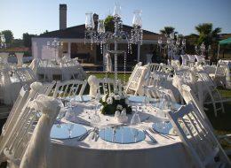 İzmir Masa ve Sandalye Kiralama Düğün Organizasyonu