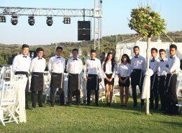 Servis Elemanı ve Karşılama Hostesi Kiralama Düğün Organizasyonu İzmir