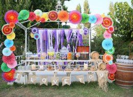 Şeker Barı Kurulumu Düğün Organizasyonu İzmir