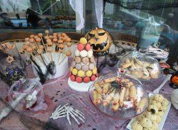Halloween Temalı Parti Organizasyonu Hazırlıkları İzmir Organizasyon