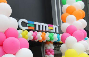 Çetmen Soma Açılış Organizasyonu Balon Süsleme