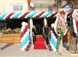 İzmir Zincir Balon Süslemeleri Dikme Balon Süslemeleri