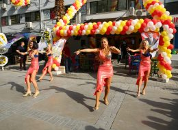 Mezdeke Grubu Oryantal Grupları Temini Dans Grupları Gösterisi İzmir Organizasyon