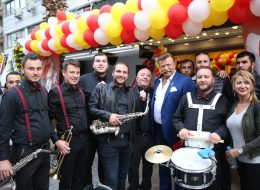 Açılış Organizasyonu Bando Takımı Bando Ekibi Kiralama Hizmeti İzmir