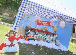 Erkek Çocuk Konseptli Doğum Günü Partisi İzmir Organizasyon