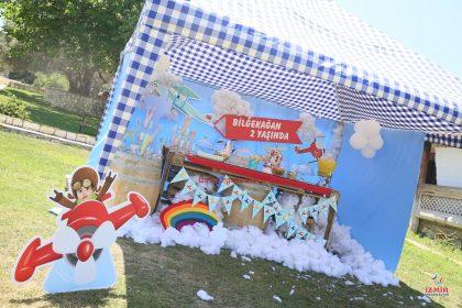 Konseptli Doğum Günü Partileri İzmir Doğum Günü Organizasyonu