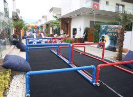Survivor Oyun Parkuru Kiralama İzmir Doğum Günü Organizasyonu