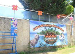 Papatya Balon Süsleme ve Oyun Parkuru Kiralama İzmir