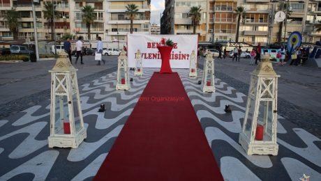 Kordon'da Evlilik Teklifi Organizasyonu İzmir