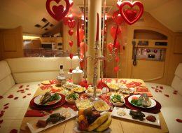 Yemek Masası ve Tekne Süsleme İzmir