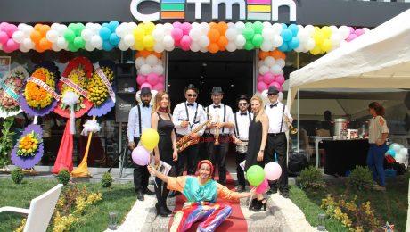 Mağaza Açılış Organizasyonu İzmir Organizasyon