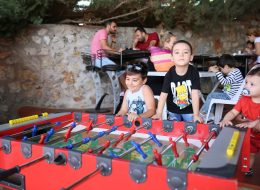 İzmir Langırt Masası Kiralama
