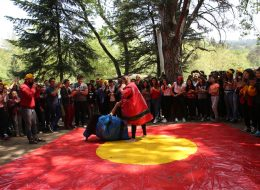 İzmir Sumo Güreşi Yarışması