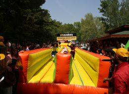 Şişme Oyun Parkuru Kiralama İzmir Organizasyon