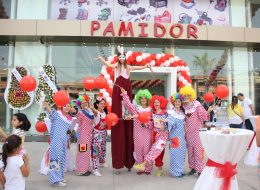İzmir Animasyon Ekibi Kiralama Baskılı Balon Servisi