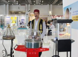 Fuar Organizasyonu Pamuk Şekerci Kiralama İzmir