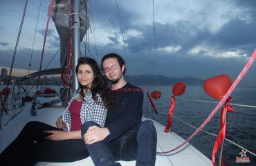 Yatta Evlenme Teklifi Korfezde Evlenme Teklifi