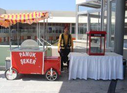 Popcorn Servisi İzmir Organizasyon