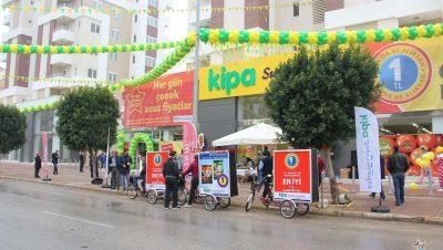 Reklam Bisikletleri Servisi İzmir Organizasyon